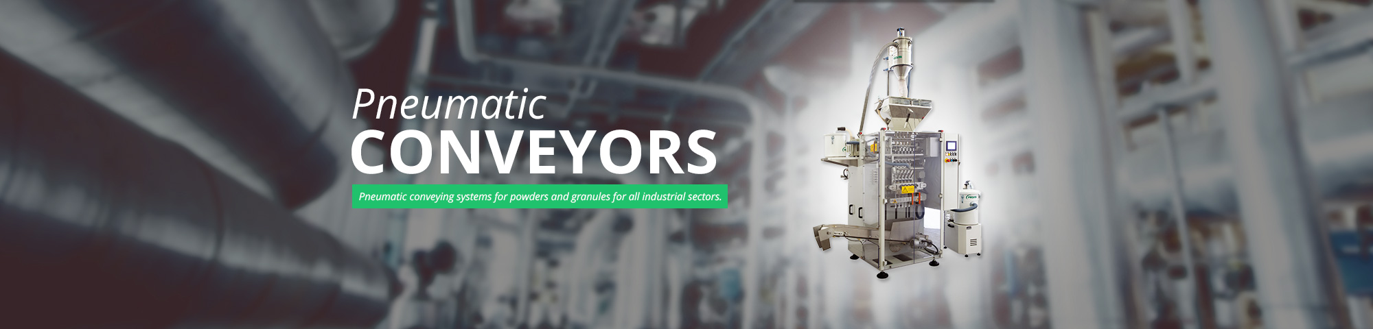 Industrial Vacuum Cleaners | Powder Transfer System