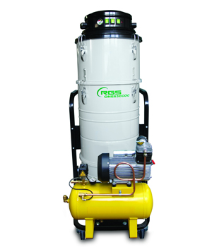 SINGLE PHASE INDUSTRIAL VACUUM CLEANER ONE63ECOC